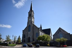 Mt.Angel - St Mary's Catholic Church