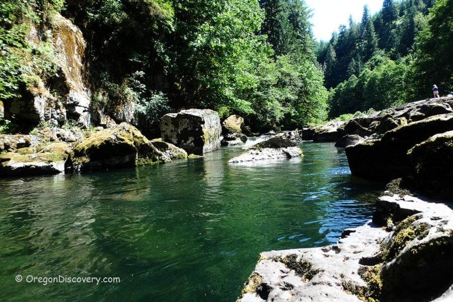 Fall Creek - Day-Use