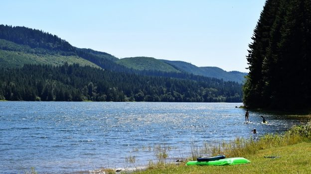 Fall Creek Lake – Willamette National Forest
