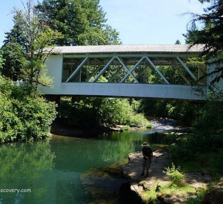 Hannah Bridge Fishing