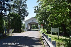 Larwood Covered Bridge