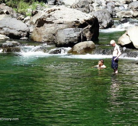 Elkhorn Valley - Little North Santiam Swimming