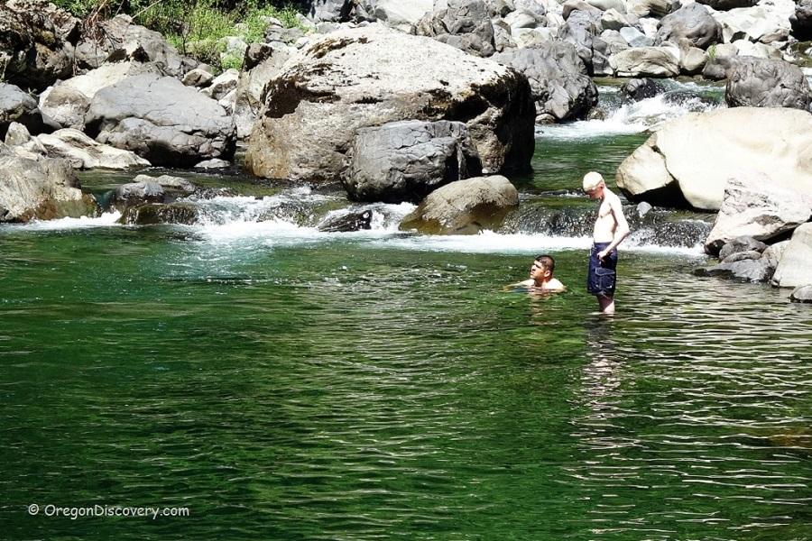 Elkhorn Valley Santiam Swimming