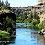 Steelhead Falls - Deschutes River