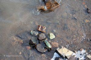 Agate Lake Rockhounding