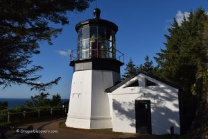 Cape Meares Lightbox