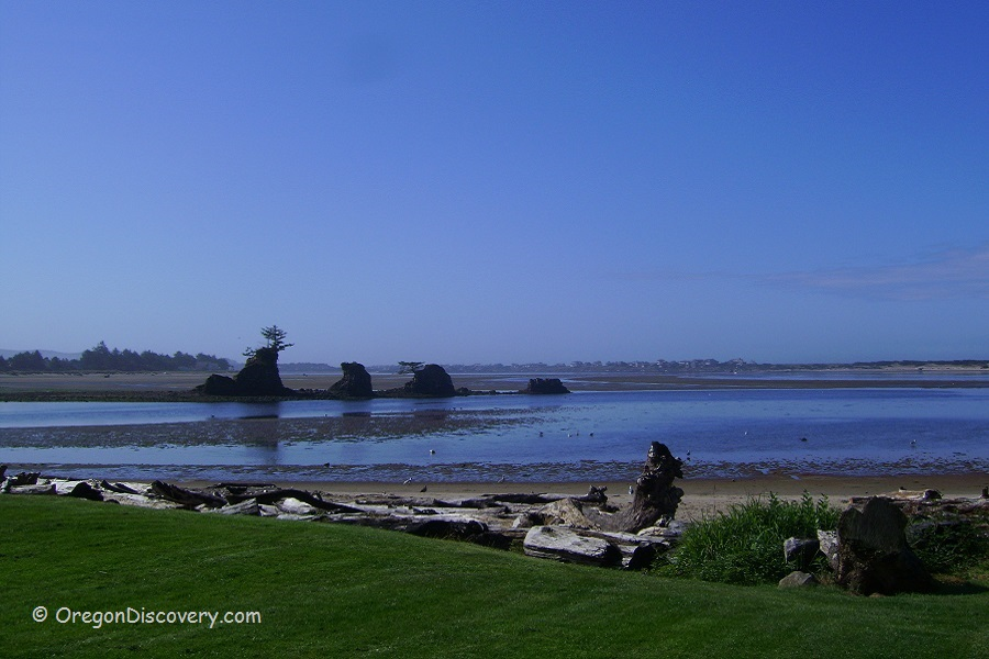 Siletz Bay - Lincoln City