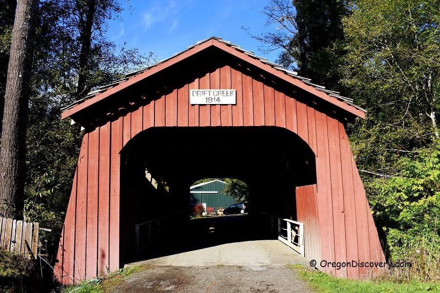 Drift Creek Bridge