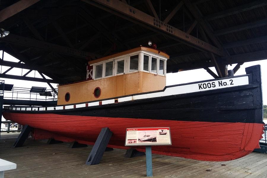 Coos Bay History
