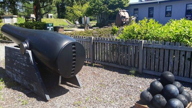 Civil War Reenactment   Fort Stevens