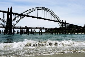 Newport - Yaquina Bay Bridge Oregon