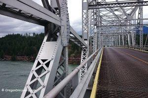Cascade Locks - Bridge of the Gods