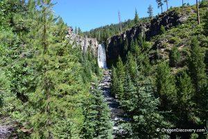 Tumalo Falls - Bend