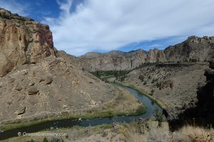 Smith Rock - Crooked River Canyon