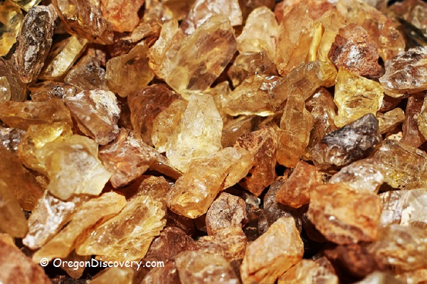 Oregon Sunstones