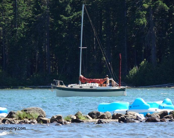 Cultus Lake - Oregon