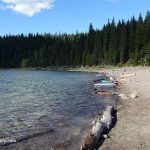 Elk Lake - Sunset View Day Use Area