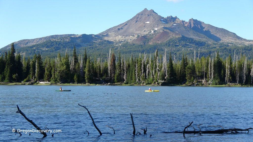 Sparks Lake - Bend