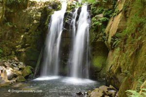 Majestic Falls Oregon
