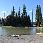 Sparks Lake - Cascade Lakes Highway