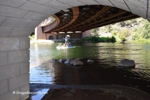 Farewell Bend Park Tubing - Bend Oregon