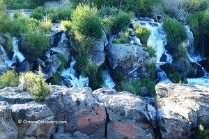 Cline Falls - Deschutes River