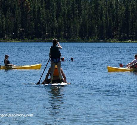 North Twin Lake Oregon