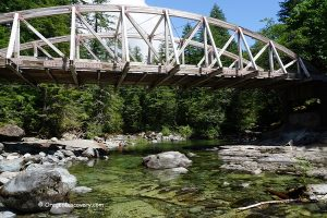 Shady Cove - Little North Fork Santiam River