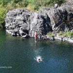 South Umpqua River Swimming