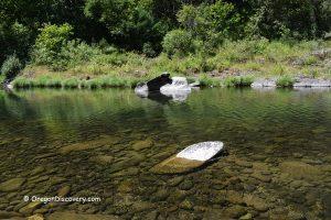 South Umpqua River - Rest Area