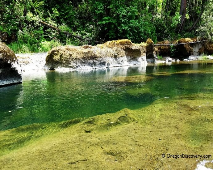 South Umpqua Swimming