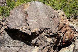 Picture Rock Pass Petroglyphs