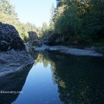 Hunter Creek Oregon