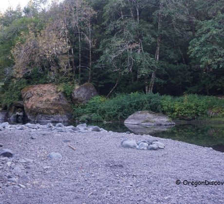 Hunter Creek Oregon Coast