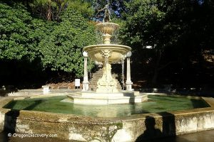 Lithia Park - Butler-Perozzi Fountain