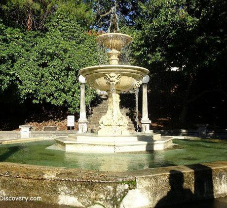 Lithia Park - Butler-Perozzi Fountain