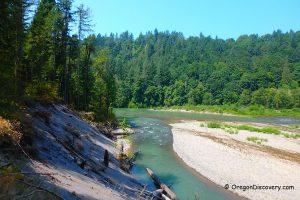 Oxbow Regional Park - Sandy River