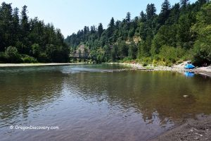 Sandy River - Dabney State Recreation Area
