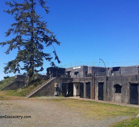 Fort Stevens State Park