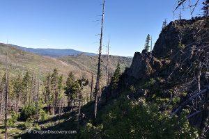 Whistler Springs - Mill Creek Wilderness