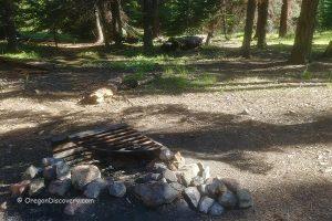 Whistler Springs Picnic Site