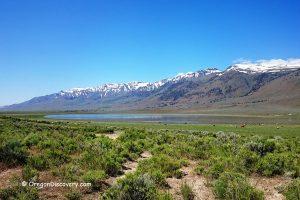 Mann Lake - Alvord Desert