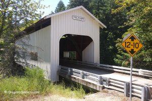 Cavitt Creek Covered Bridge