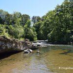 Little River Oregon - Coliding Rivers