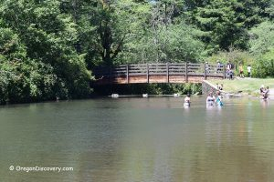Silver Creek Swimming Hole