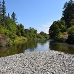 Cow Creek Rockhounding and Swimming
