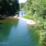 Cascadia Day-Use Area - Short Bridge