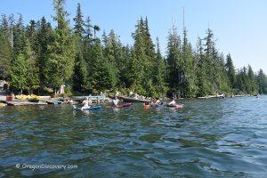 Lost Lake Swimming