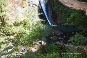 Wolf Creek Falls - Oregon
