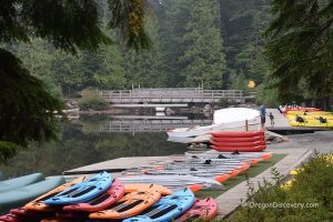 Lost Lake Resort Oregon